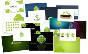 Carrellata di sfondi Android