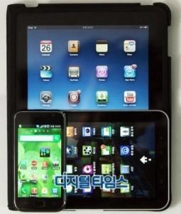 Il samsung Galaxy Tab userà il gorilla glass