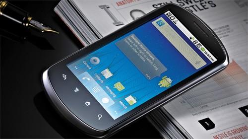 Huawei annuncia Ideos X5; Froyo, 800MHz e display da 3.8