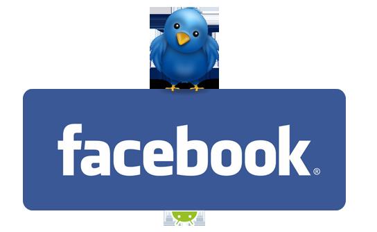 Facebook e Twitter si aggiornano con alcune novità e fix di bug