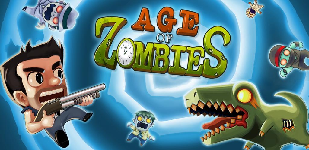 Age of Zombies, un divertente sparatutto dagli autori di Fruit Ninja