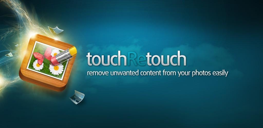 TouchRetouch per Android disponibile in versione gratuita
