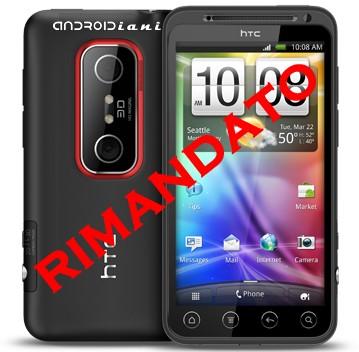 HTC EVO 3D - Ufficiale, da Settembre in UK