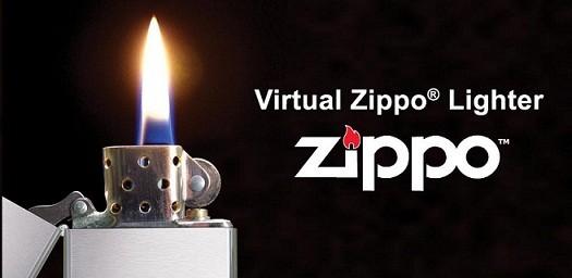 Virtual Zippo® Lighter...accende il tuo smartphone