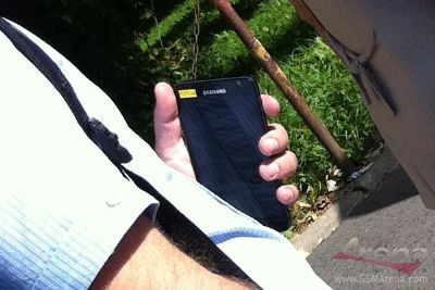 Samsung : rubate foto di un nuovo device