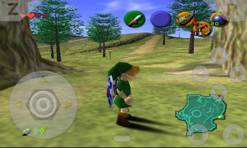 Bit64: un nuovo emulatore di Nintendo 64 per Android
