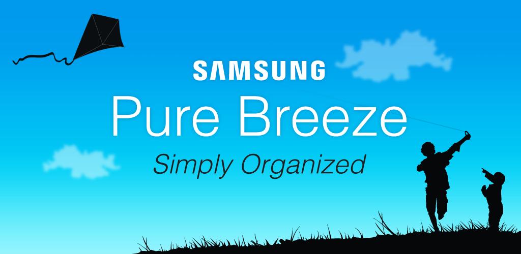Pure Breeze Launcher: nuovo launcher realizzato da Samsung