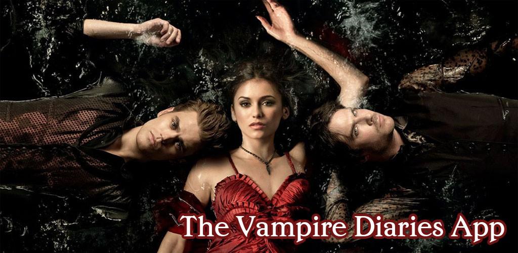 The Vampire Diaries arriva sull'android market in italiano