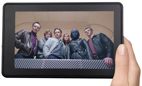 Amazon Kindle Fire: foto e video ufficiali del primo tablet Amazon