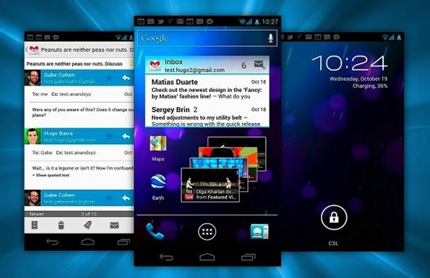 Quali dispositivi riceveranno Android 4.0 Ice Cream Sandwich?