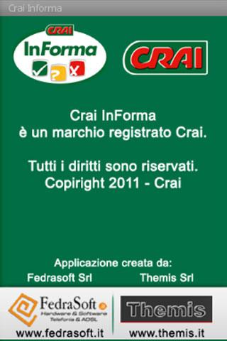 Crai InForma : ti aiuta negli acquisti di prodotti particolari