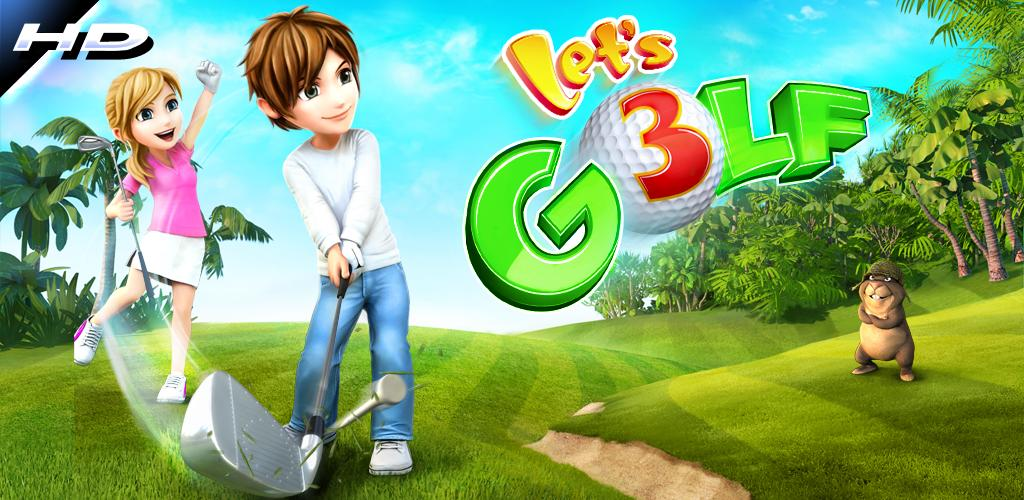 Arrivato Let's Golf! 3 HD sull'Android Market