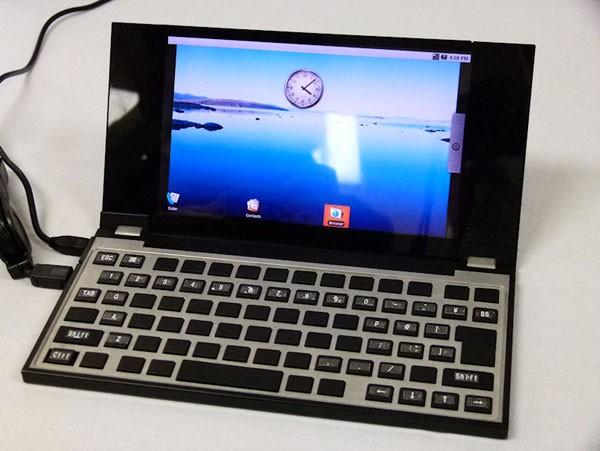 NEC MGX: il notebook da 7 pollici e 9.9 millimetri di spessore