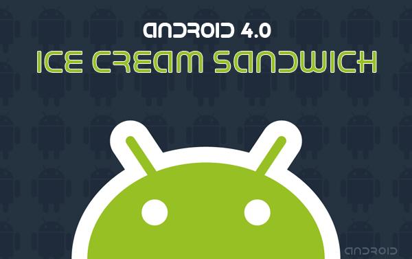 Ice Cream Sandwich: codice sorgente disponibile dal 17 Novembre