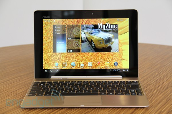 ASUS Transformer Prime: data di uscita e video hands on