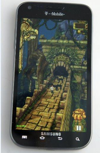 Temple Run per Android: prima foto per l'attesissimo gioco
