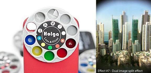 Holga per il Galaxy S2 : la cover per scattare foto