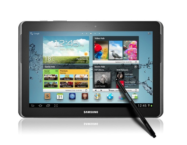 Samsung Galaxy Note 10.1 3G riceve ufficialmente Android 4.4 KitKat