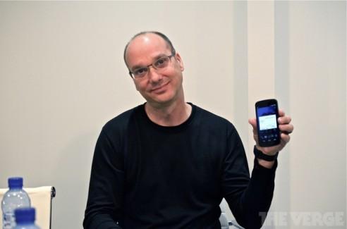 Nuove indiscrezioni sulle motivazioni per cui Andy Rubin ha abbandonato il progetto Android