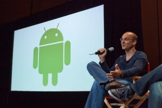 Andy Rubin potrebbe tornare sul mercato grazie alla propria startup