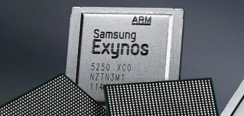 Samsung : ecco i nuovi processori Exynos