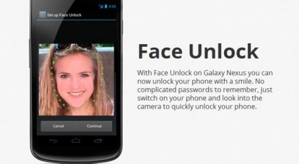 Samsung migliora il Face Unlock grazie all'occhiolino