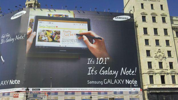 Test Benchmark per Samsung GT-N8010: Galaxy Note 2 o Galaxy Note 10.1?