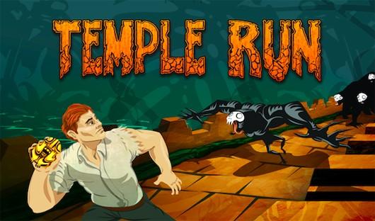 Temple Run per Android arriverà il 27 Marzo
