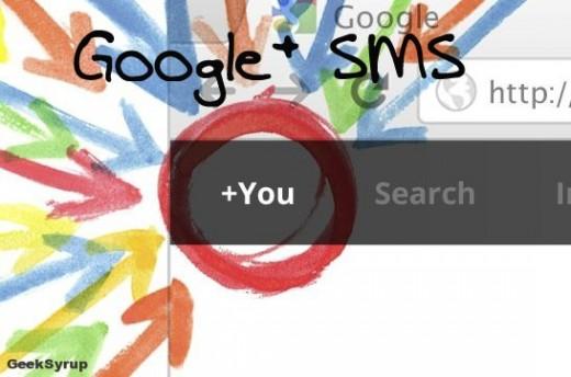 Google+ SMS sbarca in 41 paesi, ma non in Italia