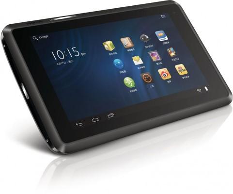Ecco il PI3800, il primo tablet di Philips