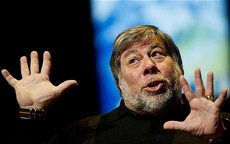 Per Steve Wozniak Windows Phone è più bello e intuitivo di Android