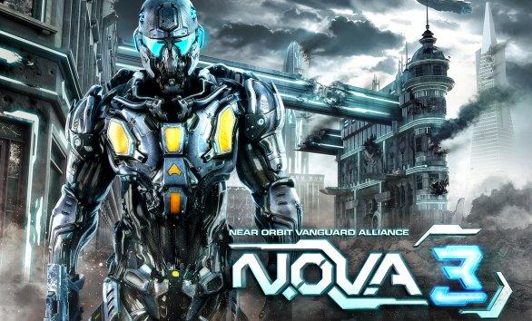 Nuovo trailer ufficiale per N.O.V.A. 3