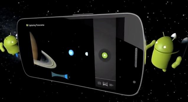 """Calling all big picture types"": Google esalta le capacità fotografiche del Galaxy Nexus"