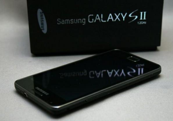Inizia la vendita del Samsung Galaxy S II con ICS preinstallato