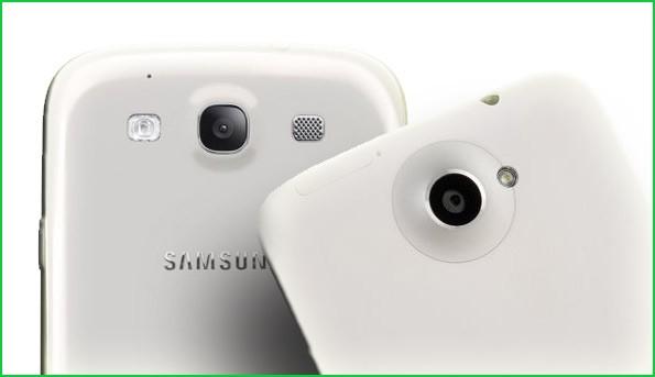 Sfida di registrazione video: Galaxy S III VS Htc One X