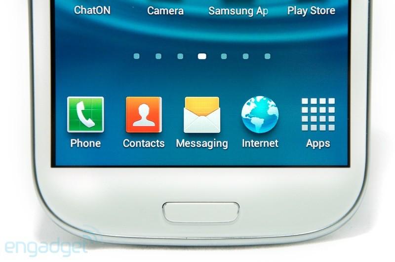 Samsung Galaxy S III: confronto con altri smartphone rivali [Scheda tecnica e benchmark]