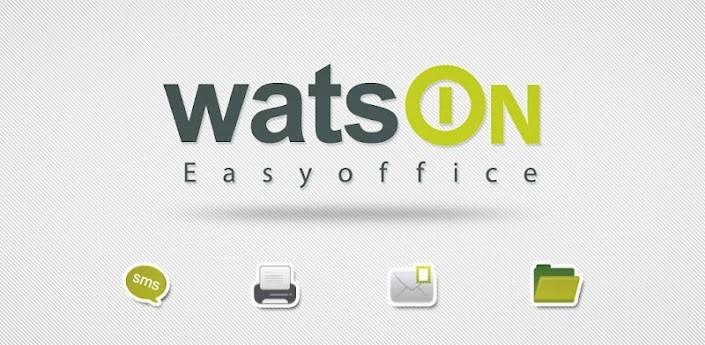 WatsON Easy Office: porta l'ufficio in una tasca