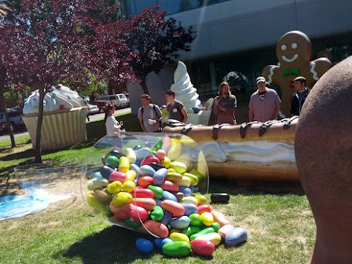 Jelly Bean scompare dal Googleplex: Dan Morrill ci scherza