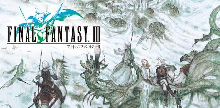 Final Fantasy III disponibile su Android
