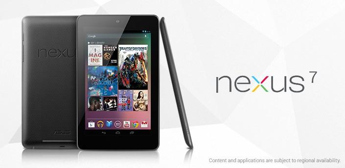 Google presenta ufficialmente il Google Nexus 7 [UPDATE 3 - MANUALE UTENTE]
