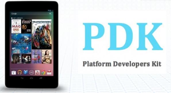 Platform Developer Kit: la soluzione per contrastare la frammentazione Android?