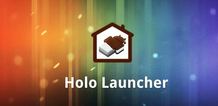 Holo Launcher: rilasciata sul Play Store la versione Plus
