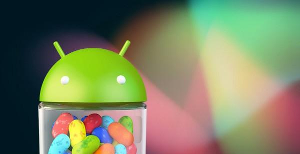 Android 4.1 Jelly Bean: crescita del 1500% nei primi due mesi