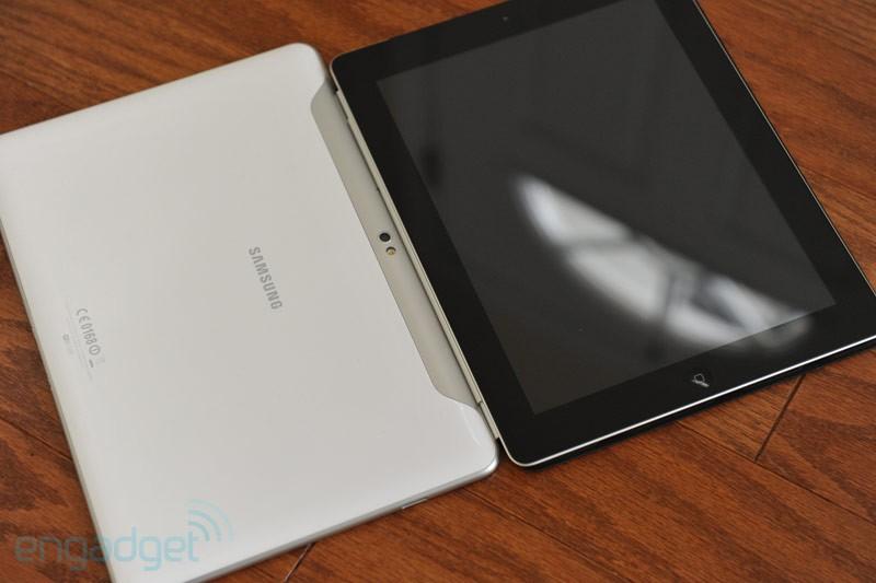 Samsung vince una disputa legale nel Regno Unito, il Galaxy Tab sarebbe meno