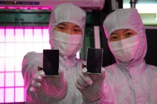 Samsung: in arrivo display OLED da 350 ppi