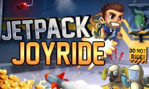 Jetpack Joyride arriva finalmente anche su Android