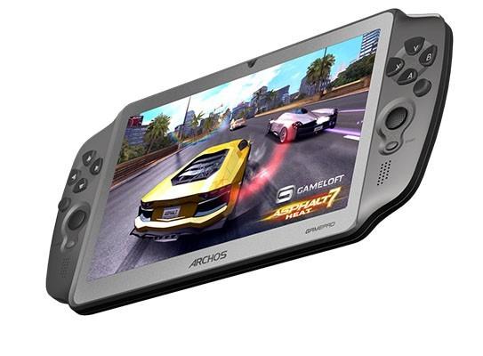 In arrivo Archos GamePad, un tablet da 7