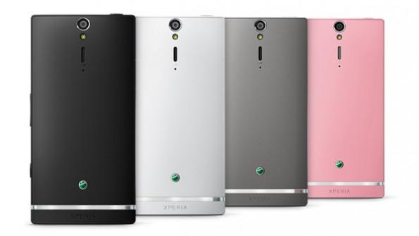 Sony solleva il sipario sull'Xperia SL: ecco il processore Qualcomm S3 da 1.7 GHz