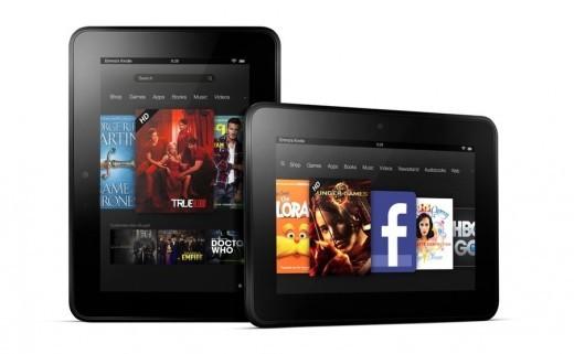 EA, Activision e Crytek: titoli ottimizzati per i nuovi Kindle Fire HD