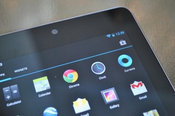 Nexus 7: una mod porta la videoregistrazione a 720p